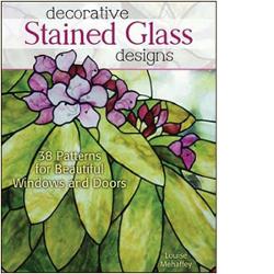 DecorativeStainedGlassDesignsBook